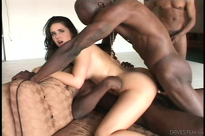 Enjoy Free HD Porn Videos - Hardcore Gangbang With Dirty Black ...