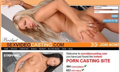 Sex Video Casting