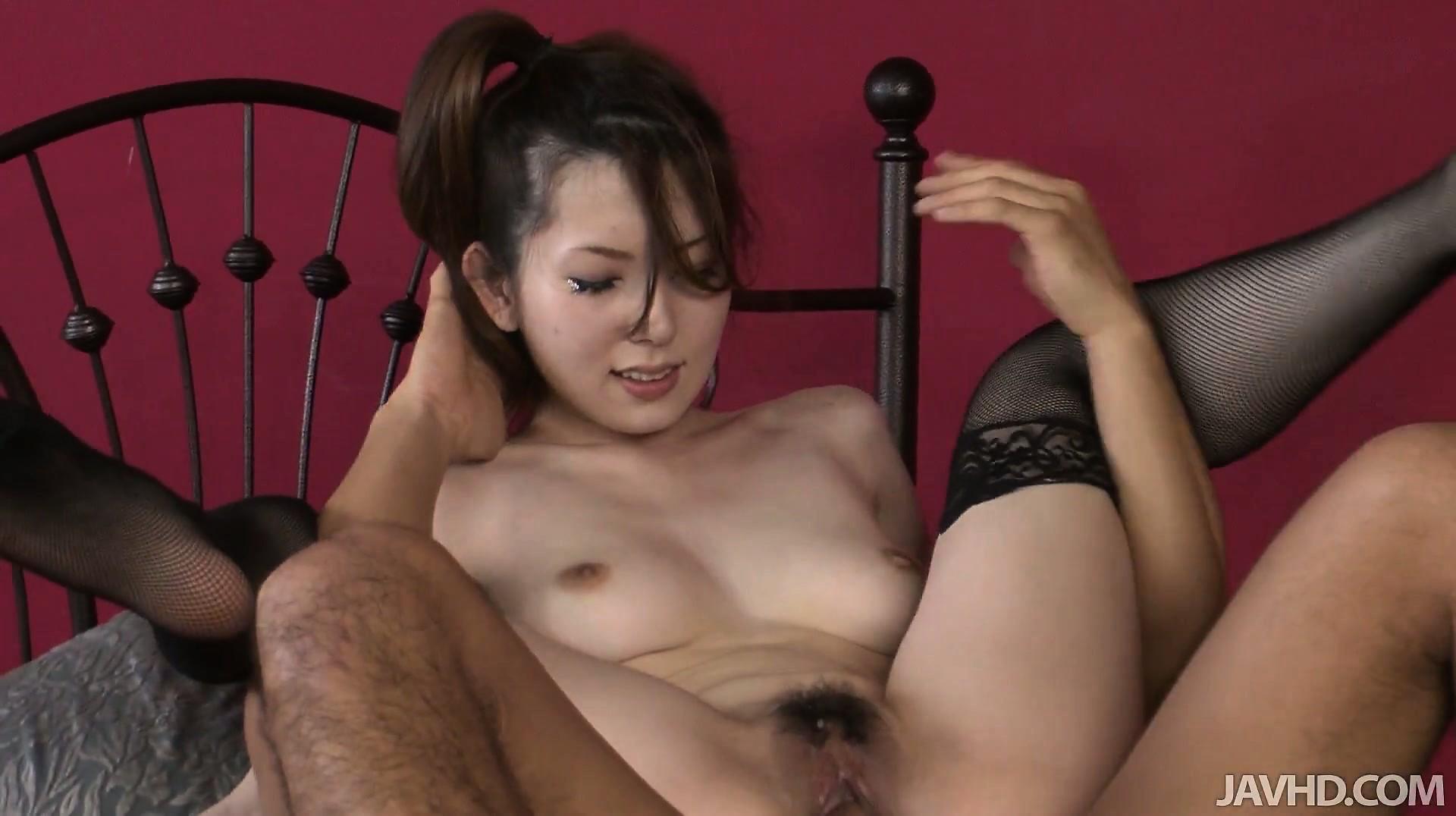 chinese sex black stocking
