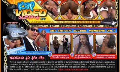 Rap Video Auditions