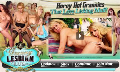 Granny Lesbian Club