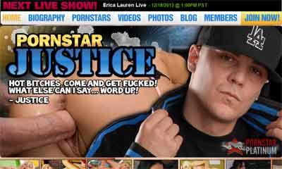 Pornstar Justice