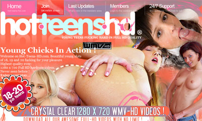 Hot Teens HD