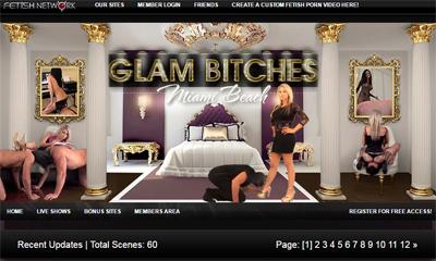 Glam Bitches