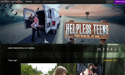 Helpless Teens
